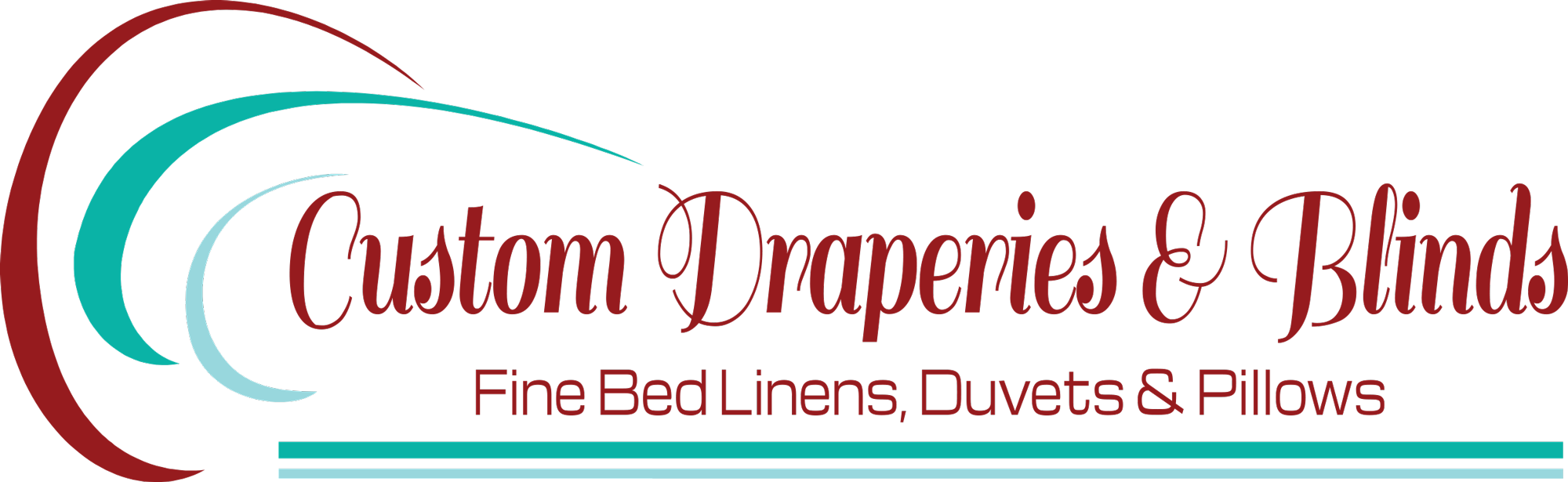 Custom Draperies Blinds & Bedding